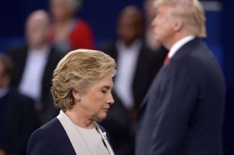 Win or lose on November 8, Trump will cast a long shadow over the US and directly or indirectly, the world, for a long time to come. Credit: Reuters/Saul Loeb/Pool