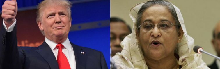 Why the Bangladesh Government Is Pleased Trump Will Be the Next US President