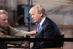 File photo of President-elect Donald Trump speaking to the media at a hangar at Mesa Gateway Airport in Mesa, Arizona. Credit: Gage Skidmore/Flickr CC BY-SA 2.0