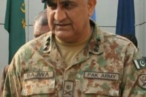 General Qamar Javed Bajwa. Credit: Twitter