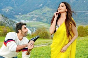 Ranbir Kapoor and Anushka Sharma in a still from Ae Dil Hai Mushkil