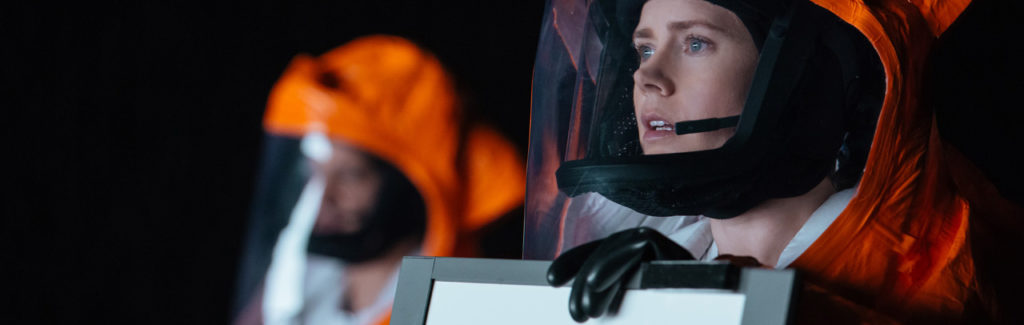 Review: 'Arrival', a New First-Contact Classic, Is What 'Interstellar' Failed To Be