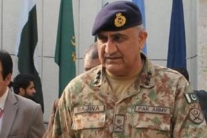 Lt General Bajwa. Credit: Dawn News