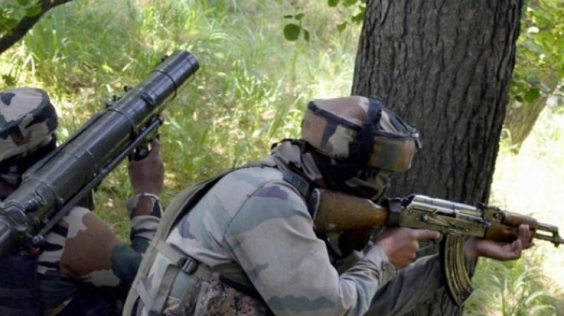 Pakistan Claims Seven Soldiers Killed in Cross-Border Firing By India