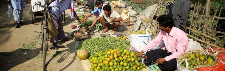 The Latest Threat to India's Food Security: Demonetisation
