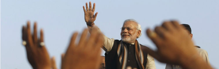 The Cult of the Leader: Demonetisation and Modi Worship