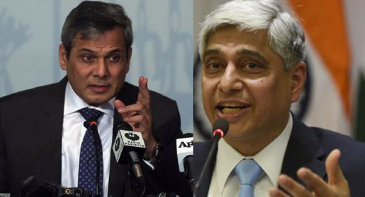 Pakistan Names Eight Indian Diplomats Accused of 'Spying', India Calls Allegations Baseless