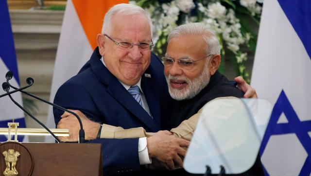 India,Israel Being Targeted For Upholding Freedom, Says Israeli President During Visit