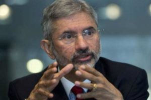 Foreign Secretary S. Jaishankar Credit: PTI/File Photo