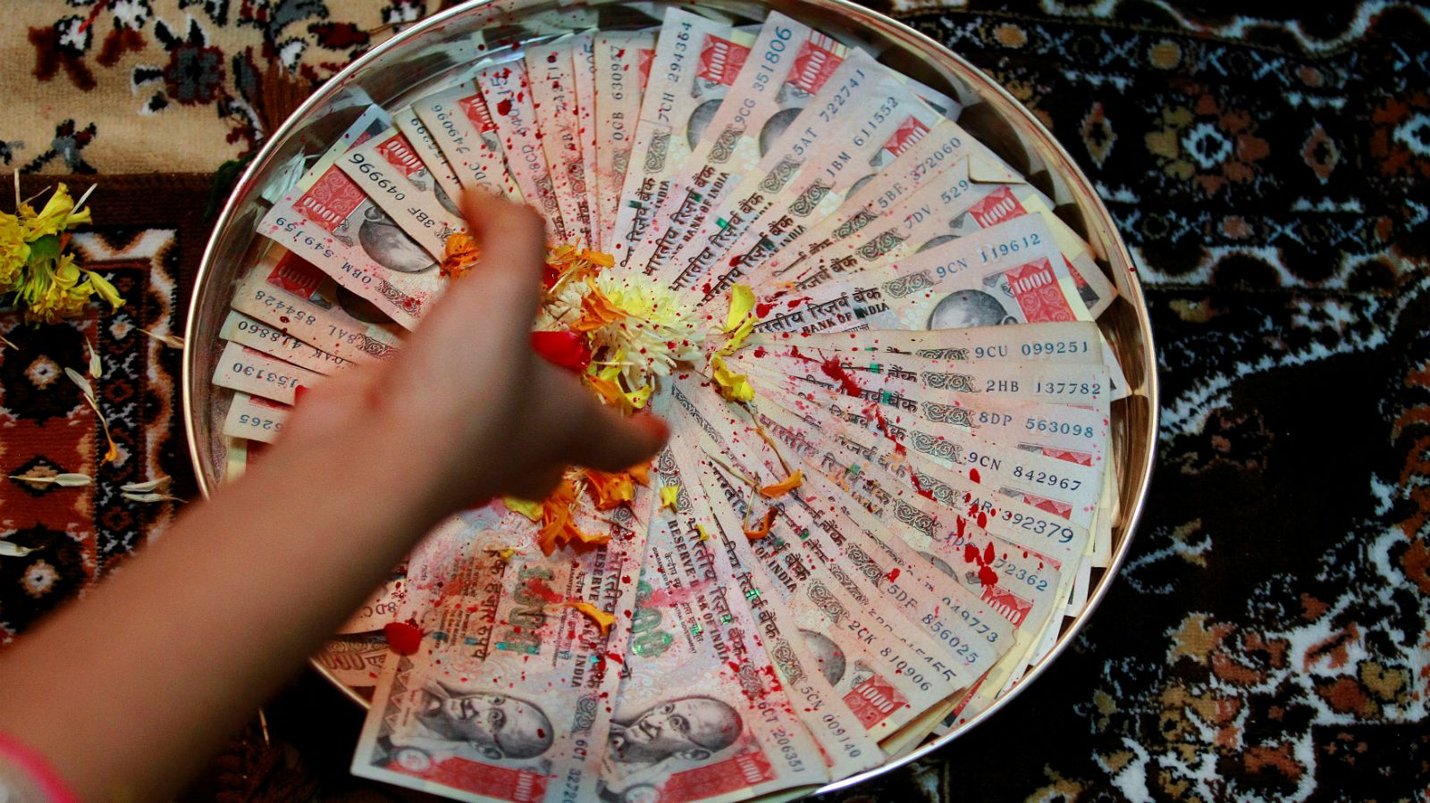 What kinds of black money will be stopped and what won't? Credit: Reuters