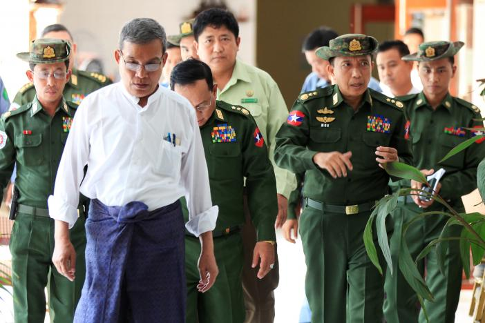 Military Operation in Rakhine State Over, Says Myanmar Government