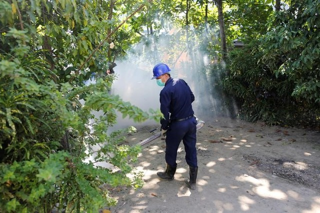 Myanmar Struggles to Prepare For Possible Zika Outbreak