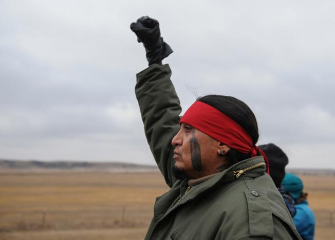 Anti-Pipeline Protesters Told By US Authorities To Vacate North Dakota Camp