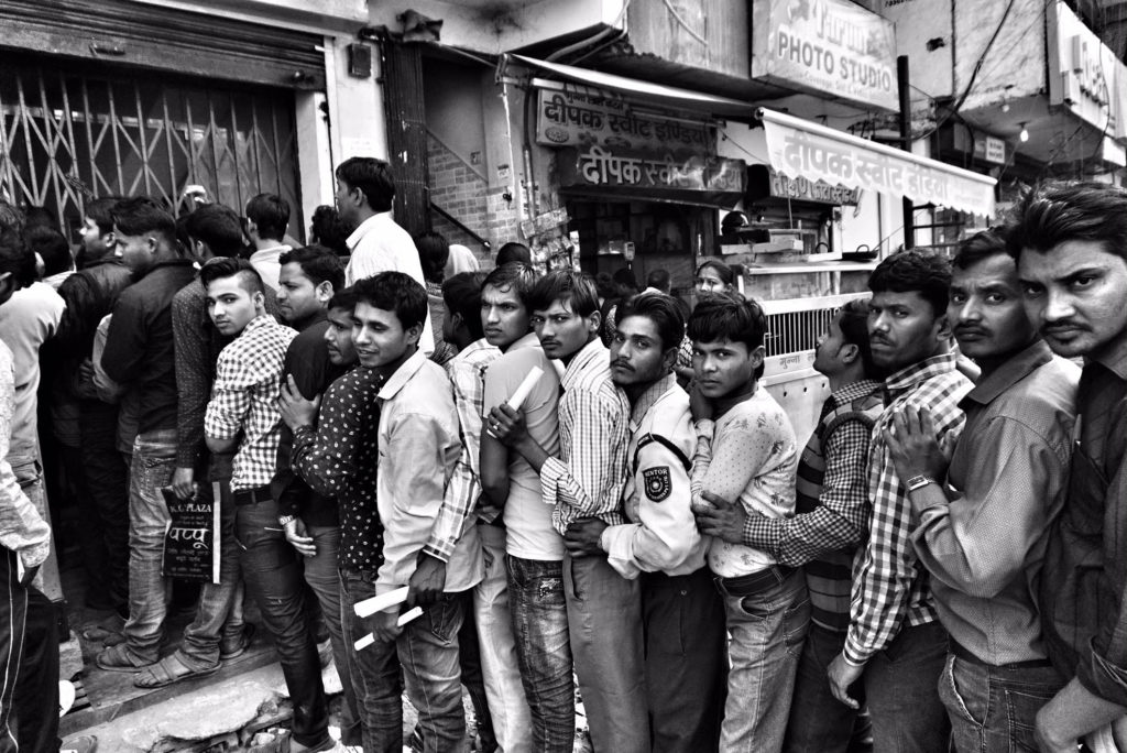 Black Money and White Violence