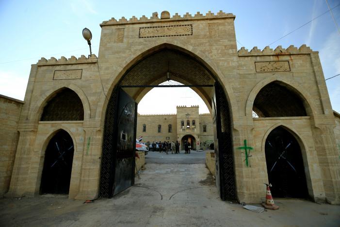 Christian Heritage Found Ransacked As Monastery Retaken From ISIS