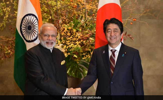 South China Sea: India, Japan Indicate Dispute Should Be Resolved Under UN Law