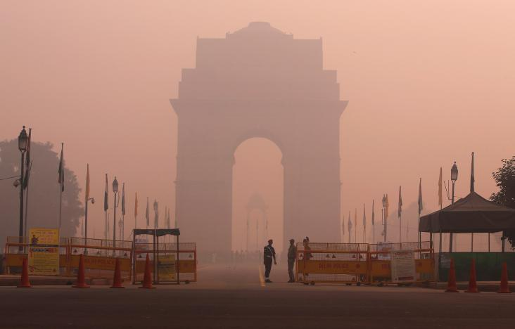 SC Asks Centre to Devise Common Minimum Graded Response to Tackle Air Pollution