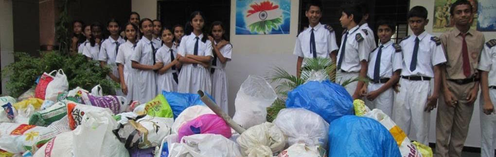 With the Sagar-Mitra Abhiyaan, Children Grapple With the Plastic Problem
