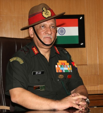 Lt Gen Bipin Rawat to Be Next Army Chief, Superseding Two Senior Officers