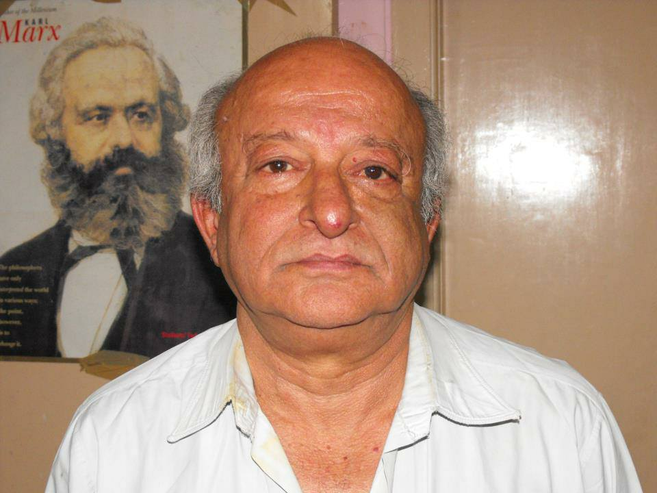Javeed Alam, a Marxist Who Never Let Go of His Principles