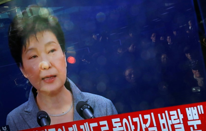 South Korean Opposition Differs on President Park's Impeachment