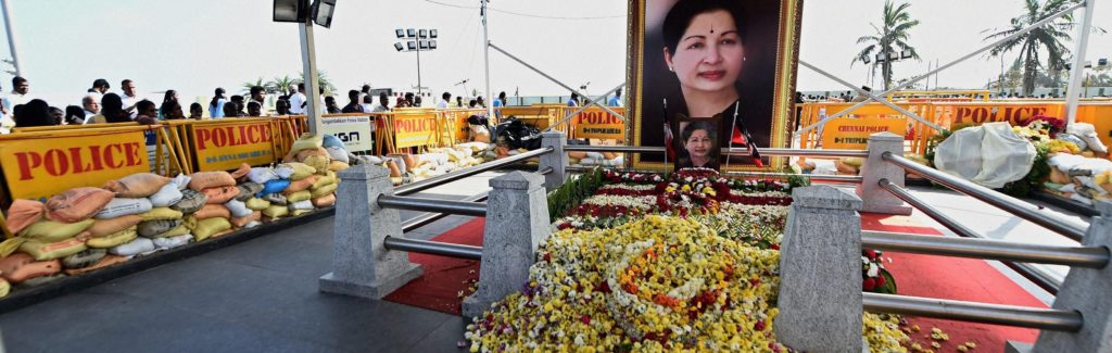 Bury Jayalalithaa on Chennai's Beach – and Then Bury the Rule of Law With Her