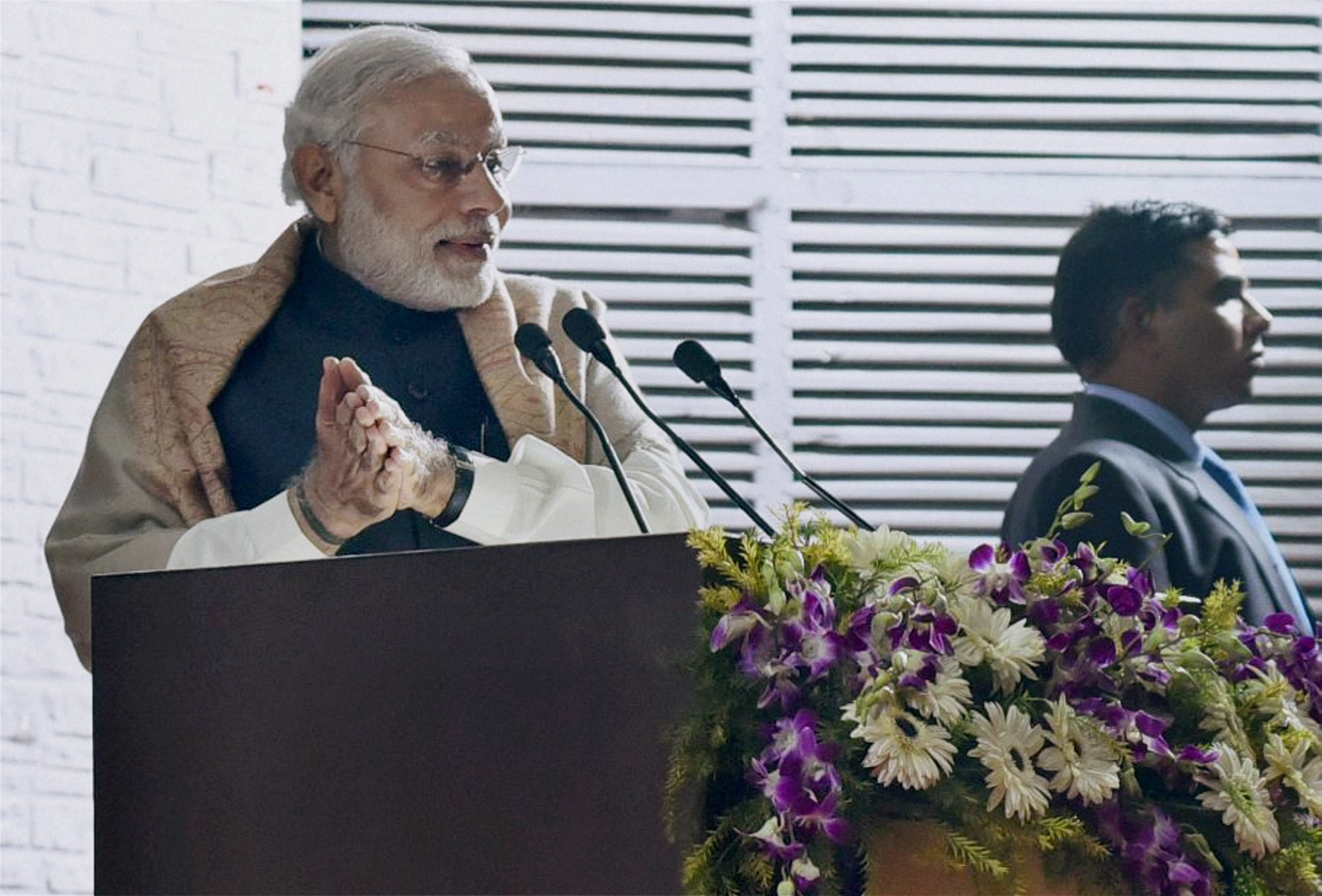 Modi Slams Rahul Gandhi, Compares Opposition's Protest to Pakistan's 'Cover-Fire' for Terrorists