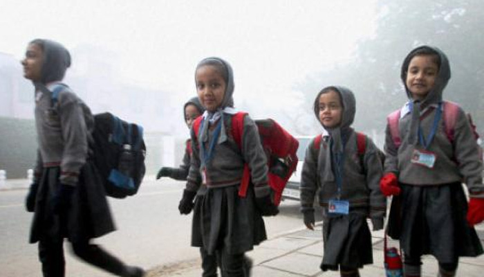 The municipal bodies refused to share data related to school admissions in Delhi. Credit: PTI/Files