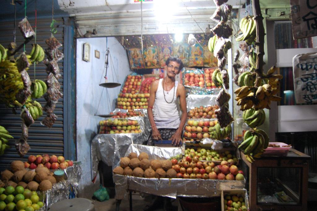 Fruit seller in Ranchi. Representational image. Credit: Caroline/Flickr 2.0