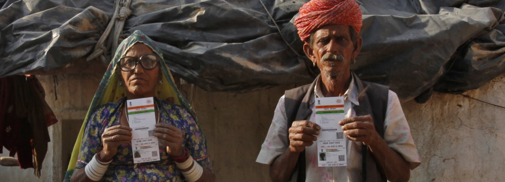India, the Aadhaar Nation That Isn't Legally Equipped to Handle Its Adverse Effects