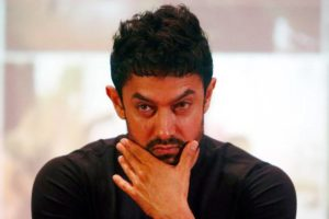 Aamir Khan. Credit: Reuters