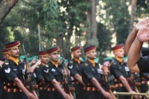 The next chief of army staff Lieutenant General Bipin Rawat. Credit: PIB