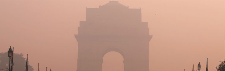 A Once Mutinous Delhi Now Suffers in Docility