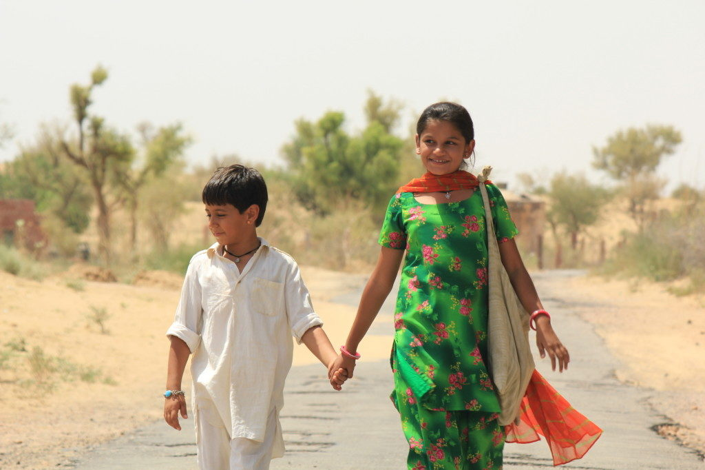 A still from Dhanak. Credit: YouTube