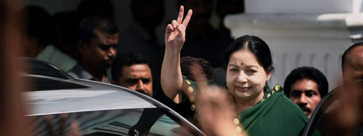 Mr President, Is It Fair For You to Call Jayalalithaa an 'Icon'?
