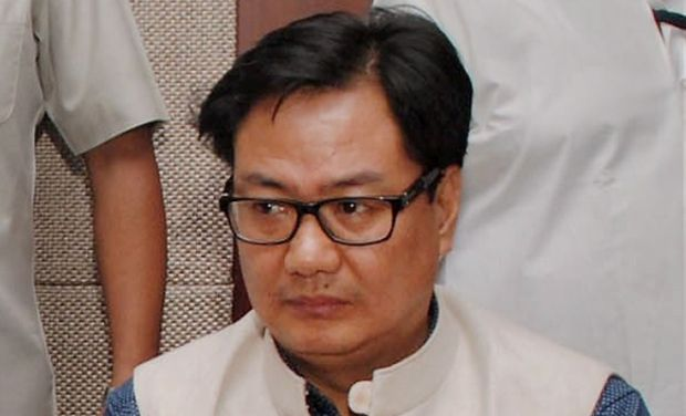 Kiren Rijiju Accused of Fraud For Arunachal Hydro Projects