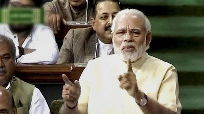 As Parliament's Winter Session Ends, Modi Slams Opposition For Not Supporting Demonetisation