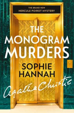 Sophie Hannah The Monogram Murders Harper Collins, 2015