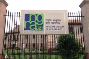 National Gallery of Modern Art, New Delhi. Credit: Wikimedia Commons