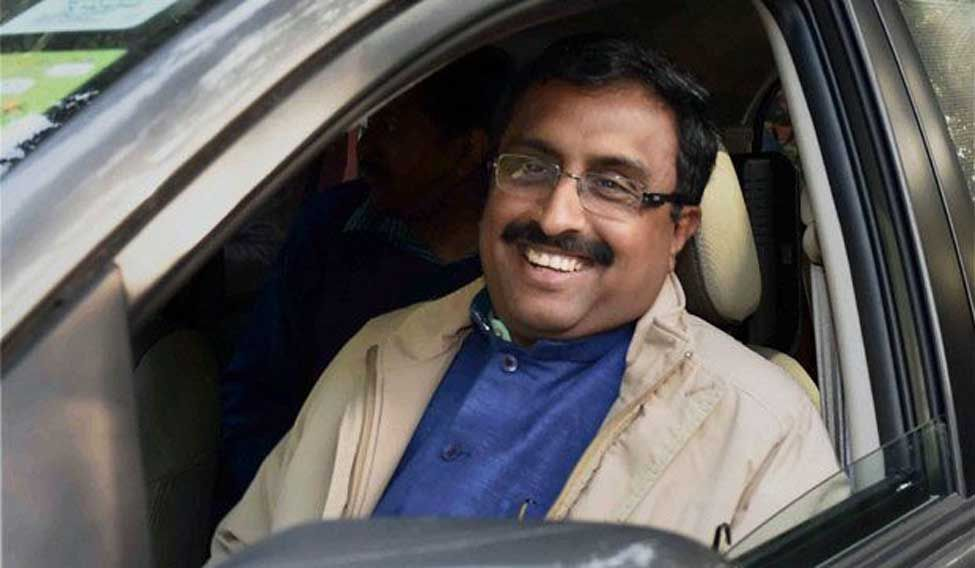 Govt Looking for 'Middle Ground' on Citizenship Bill to Appease Allies: Ram Madhav