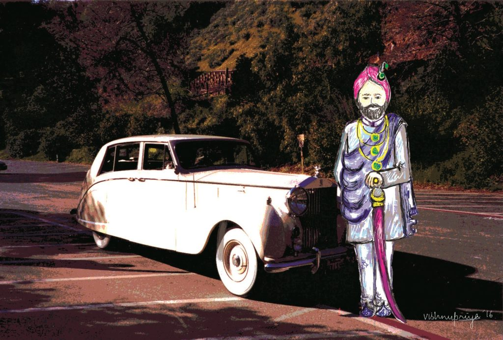 A Maharaja-Turned-Detective Solves 'A Very Pukka Murder'