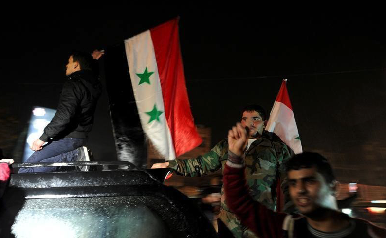 Syrian Army says Western Attack Will Not Deter Its Battle