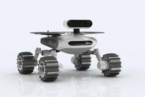 TeamIndus's Eca rover. Credit: TeamIndus
