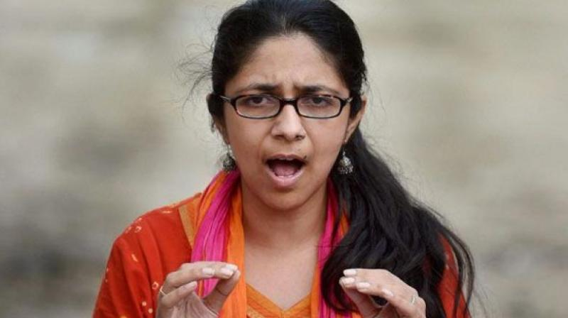 Delhi's Women are the Losers as Najeeb Jung Targets DCW, Says Swati Maliwal