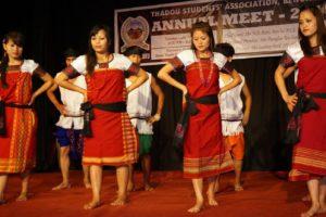Members of Thadou Students' Association,  Bengaluru perform at a previous event. Credit: Facebook