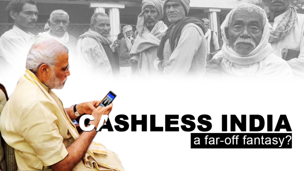 Watch: A Cashless India – Bundelkhand Shows It's Only a Fantasy