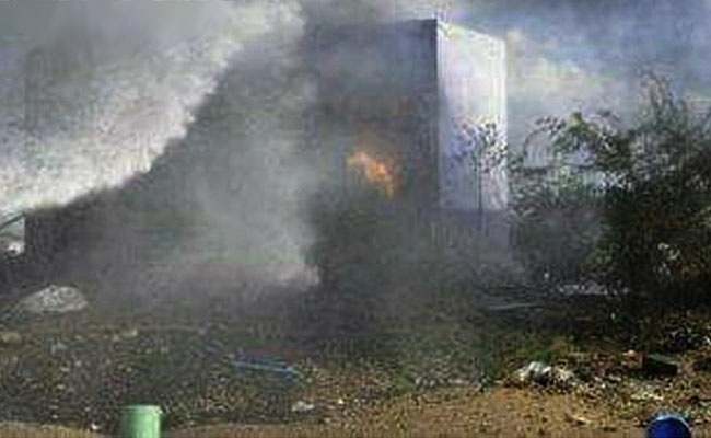 Trichy: 10 Killed in Fire at Explosives Making Factory