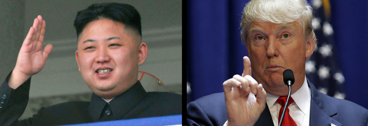 Are Donald Trump and Kim Jong Un Soul Brothers?