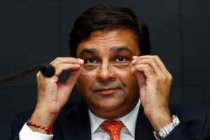 RBI governor Urjit Patel. Credit: Reuters