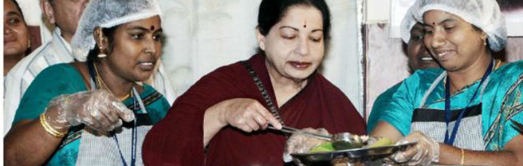 Why We Need to Open 'Amma Canteens' All Over India